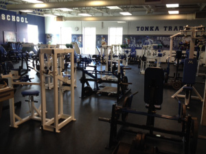 MHS Weight Room 6